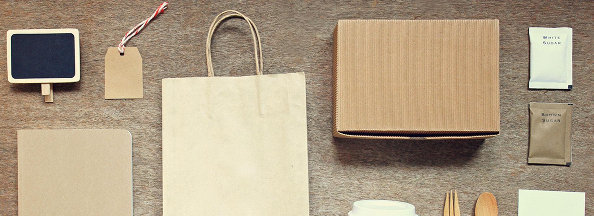 Фирменная упаковка для вашего бизнеса